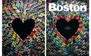 The cover of the May issue of Boston Magazine.